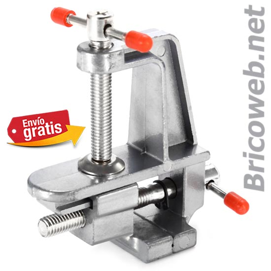 MINI TORNILLO DE BANCO AJUSTABLE